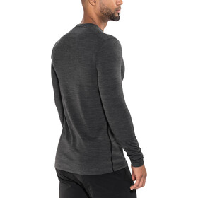 Icebreaker Anatomica Undertøj Herrer, jet heather/black